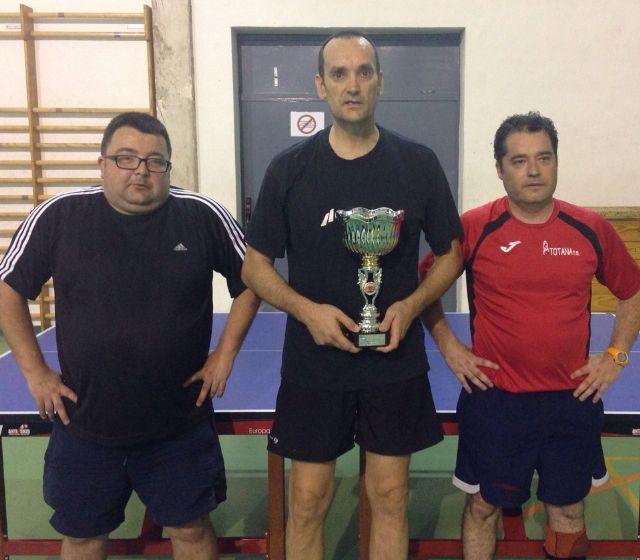 Tenis de mesa. resultados fin de semana. Campeonato Autonómico por equipos Región de Murcia - 4, Foto 4