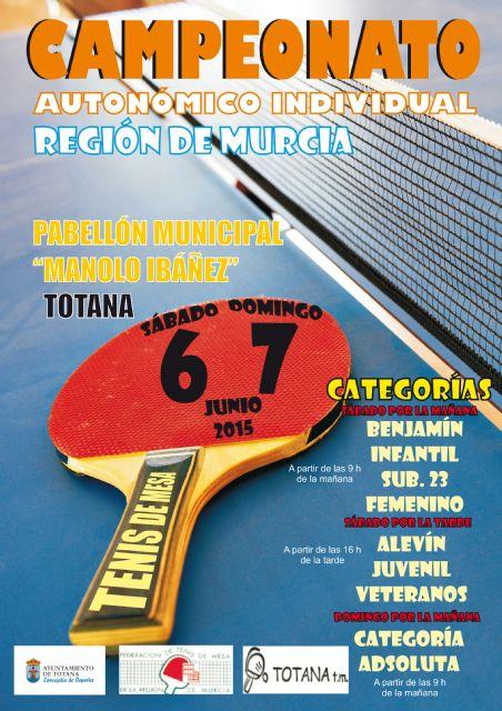 Tenis de mesa. resultados fin de semana. Campeonato Autonómico por equipos Región de Murcia - 5, Foto 5