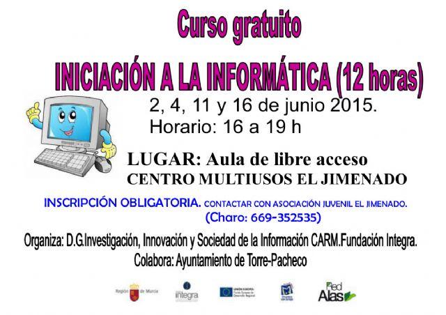 Cursos sobre tecnologías en los telecentros del municipio - 2, Foto 2
