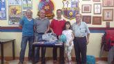 La Peña Barcelonista de Totana ayuda a Roc�o Salas