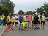 EL Club de Atletismo de Totana particip� en varias pruebas este fin de semana