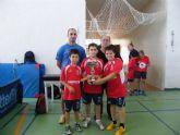 Los equipos municipales de tenis de mesa triunfan en los campeonatos auton�micos
