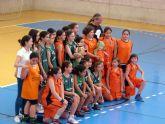 Fiesta del baloncesto base de la mano del 'Basket Las Torres'