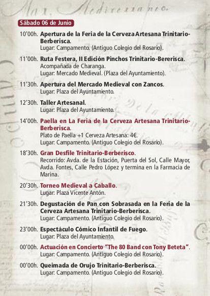 Las Fiestas de Trinitarios y Berberiscos llegan este fin de semana a Torre-Pacheco - 3, Foto 3