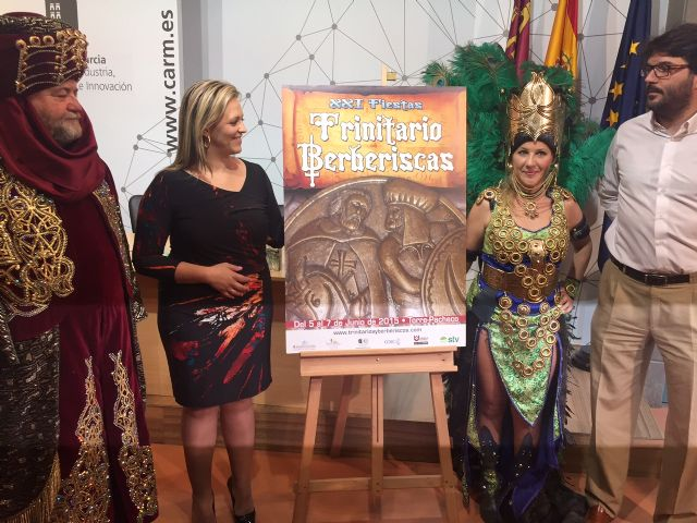 Las Fiestas de Trinitarios y Berberiscos llegan este fin de semana a Torre-Pacheco - 5, Foto 5