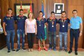 Tres palistas del UCAM-AD Pinatar se clasifican para los campeonatos del Mundo y Europeo de piragüismo