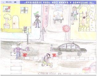 Los ganadores del VI concurso de dibujo Crece en Seguridad reciben sus premios - 3, Foto 3