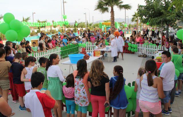 Puerto Lumbreras celebrará el Día Mundial del Medio Ambiente con actividades para todos los públicos - 1, Foto 1