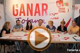 Entrevista a los 6 concejales electos de Ganar Totana IU