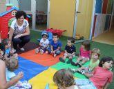 La Red de Guarderías de Puerto Lumbreras diseñan Escuelas de Verano con semanas temáticas para los más pequeños