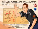 Curso semipresencial de entrenador de baloncesto en San Javier