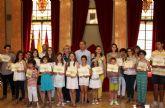 Los niños protagonizan el Día del Medio Ambiente en Murcia