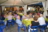 El IV Bando Pinatarense comienza con una gran oferta gastronómica y divertidos espectáculos