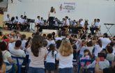 Los niños se acercan a la música en el concierto didáctico 'Viva la Banda'