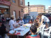M�s de un centenar de niños celebra el d�a del medio ambiente en el municipio