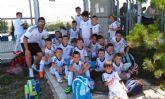 Cerca de 20 alumnos lumbrerenses disfrutan de una jornada de convivencia en las instalaciones de la Fundación Real Madrid