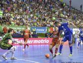 ElPozo Murcia FS, único equipo que ha ganado dos veces en Alcalá esta temporada
