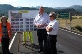 Fomento amplía y mejora la carretera que comunica la Región con la localidad albaceteña de Nerpio