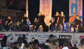 La solista Joana y el grupo In situ dance school, ganadores del IV Concurso de Talentos