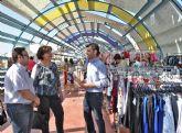 ASEPLU y el Ayuntamiento organizan el Mercadillo 'Comercio Lumbrerense' para fomentar la actividad de los comercios locales