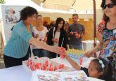 Puerto Lumbreras previene a sus mayores para protegerse del calor, de cara al verano 2015