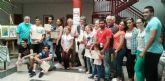 Entrega de los diplomas a los jóvenes del 'Proyecto ¡Vamos!'