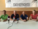 UIDM sospecha que el PP ha alcanzado un pacto oculto para gobernar en minor�a