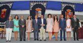 Constituida la nueva Corporación Municipal del Ayuntamiento de Puerto Lumbreras 2015-2019