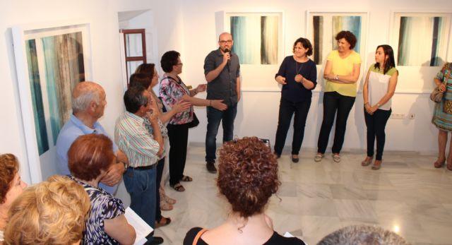 Inaugurada la exposición Paisaje vertical del artista lumbrerense José García en la Casa de los Duendes - 1, Foto 1
