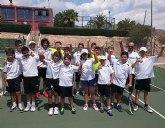 Interescuelas Club de Tenis Totana - Asociación deportiva La Alberca