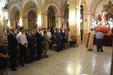 Las Torres de Cotillas acogió la tradicional procesión del Sagrado Corazón de Jesús