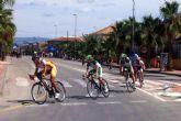 Las escuelas de ruta protagonizaron otra gran jornada de ciclismo en Las Torres de Cotillas
