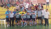 C. F. S. Capuchinos, Campeón de Copa 2014-2015