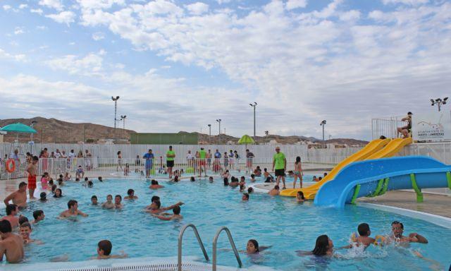 Las piscinas de verano abren sus puertas en Puerto Lumbreras - 1, Foto 1