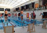 Fiesta de la natación infantil en el 'State Sport Las Torres'