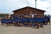 El Pacote Bar FS Pinatar clausura la temporada con una jornada de convivencia