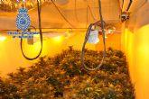 Cuatro detenidos por traficar con drogas en Alcantarilla