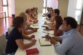 La alcaldesa de San Pedro del Pinatar anuncia la  distribución de concejalías
