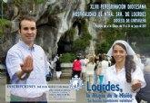 La Delegación de Lourdes de Totana celebra su tradicional Rosario esta noche, a las 22:00 en San Roque
