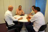 El alcalde torreño inicia las mesas de diálogo con la oposición para integrar sus propuestas en una línea de gobierno de consenso