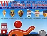 Seis equipos participan este fin de semana en el XIV Torneo de Fútbol Infantil 'Ciudad de Totana'