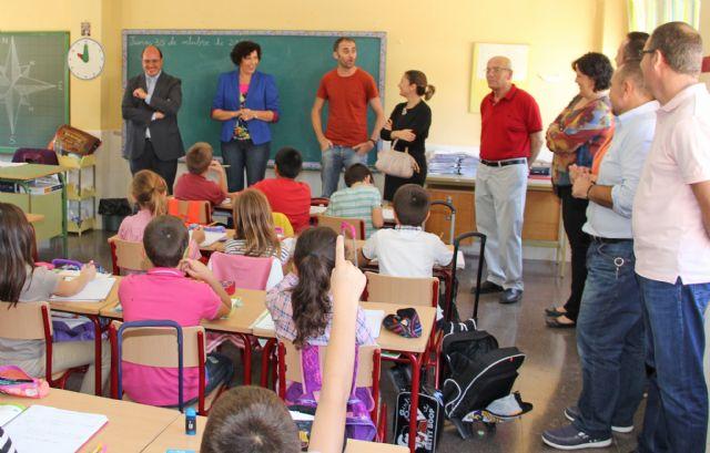 La Consejería de Educación saca a licitación la ampliación del Colegio público Juan Antonio López Alcaraz de Puerto Lumbreras - 1, Foto 1