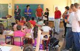 La Consejería de Educación saca a licitación la ampliación del Colegio público Juan Antonio López Alcaraz de Puerto Lumbreras