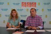 Ciento sesenta atletas de toda España participan este fin de semana en el Campeonato de España de Atletismo  Adaptado que se celebra en San Javier