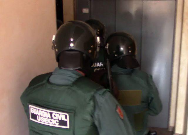La Guardia Civil desmantela un grupo criminal dedicado al robo continuado en viviendas - 1, Foto 1