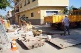 El Servicio Municipal de Aguas informa del corte en el suministro de agua potable en el casco urbano de Totana para el próximo lunes, día 22