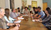 La Alcaldesa de Puerto Lumbreras distribuye las competencias del Equipo de Gobierno con el empleo como máxima prioridad
