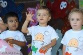 Alumnos de la Escuela Infantil Municipal 'Clara Campoamor' celebraron su fiesta de final de curso