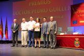 Los estudiantes Maravillas Moreno y José María Guillén, premios 'Doctor Pedro Guillén' 2015 a la Excelencia Académica
