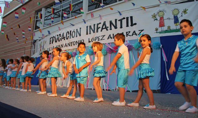 Más de 1.500 escolares de Puerto Lumbreras celebran sus graduaciones y fiestas fin de curso 2015 - 1, Foto 1